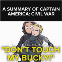 Source: All Things DC and Marvel ~MadTitan~: A SUMMARY OF CAPTAIN  AMERICA: CIVIL WAR  HINGS DCAND MCA  TO  BUCKY Source: All Things DC and Marvel ~MadTitan~