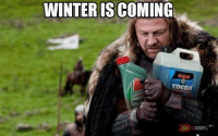 Winter is around the corner! -Car memes: WINTER IS COMING  Tocon  M  JEB-DZDa Winter is around the corner! -Car memes