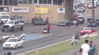 Dodge Ram diesel racing a Nissan GTR at the drag strip. -Car memes: CE Dodge Ram diesel racing a Nissan GTR at the drag strip. -Car memes