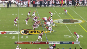 Dwayne Haskins' first TD pass of the preseason is a BEAUTY 🎯🎯🎯  #CINvsWAS https://t.co/vRlB69sP8o: 96  3rd & 8  MARYLAND  LOTTERY  6  6 2nd 2:00 :09  TOYOTA  3rd Down  BENGALS  REDSKINS  98 Dwayne Haskins' first TD pass of the preseason is a BEAUTY 🎯🎯🎯  #CINvsWAS https://t.co/vRlB69sP8o