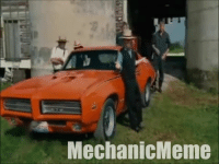 Mechanic Meme Our most popular video! With almost 600,000 views, 2.5k likes and 900 comments.When working on a car for a friend.