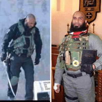 Meet Abu Azrael a.k.a. The angel of death. Isis dreads seeing this guy come to the scene.. He has over 1,500 confirmed kills in a little over a year against isi...s and he does many of them with that sword in his hand. He also uses a modified axe... He supposedly has more kills than any bomb dropped in the fight against ISIS so far. He uses a very old school fighting tactic, much like Spartacus's guerrilla style of fighting. From what I've read, isis won't even allow you to say his name... That is a very ancient type of fear...: H Meet Abu Azrael a.k.a. The angel of death. Isis dreads seeing this guy come to the scene.. He has over 1,500 confirmed kills in a little over a year against isi...s and he does many of them with that sword in his hand. He also uses a modified axe... He supposedly has more kills than any bomb dropped in the fight against ISIS so far. He uses a very old school fighting tactic, much like Spartacus's guerrilla style of fighting. From what I've read, isis won't even allow you to say his name... That is a very ancient type of fear...