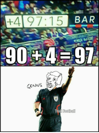 Albert Einstein was the referee of Barcelona vs Malaga...: 97: 15  BAR  GENIUS  Troll Football Albert Einstein was the referee of Barcelona vs Malaga...
