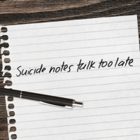 For too many men, a suicide note is the first and only time they talk about how they're feeling. This World Suicide Prevention Day, the Movember Foundation has a simple message: Men, we need to talk, especially when things get tough. bit.ly/MovemberWSPD: Suicide no  Halk foolate For too many men, a suicide note is the first and only time they talk about how they're feeling. This World Suicide Prevention Day, the Movember Foundation has a simple message: Men, we need to talk, especially when things get tough. bit.ly/MovemberWSPD