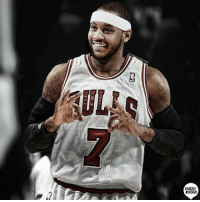 Carmelo Anthony, Chicago Bulls, and Jimmy Butler: 986900 Jimmy Butler is reportedly wanting to 'aid' bringing Carmelo Anthony to the Chicago Bulls.