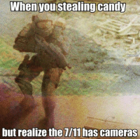 Chief got caught stealing.  -Chris From the page Flood Niggas: When you stealing candy  but realize the 7/11 has cameras Chief got caught stealing.  -Chris From the page Flood Niggas