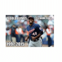 Congrats to Torii Hunter on retiring today. 18 great years in the bigs!-LlKE for one helluva career -Twins Angels: 9 GOLD GLOVES  353 HOME RUNS  48  1997-2015 Congrats to Torii Hunter on retiring today. 18 great years in the bigs!-LlKE for one helluva career -Twins Angels