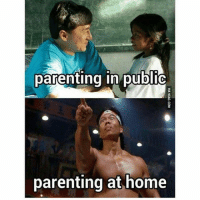 parenting in public  parenting at home parenting-@gmx0-BaptistMemes