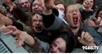 Zombies Lurk Under The Streets Of NYC To Make Pedestrians Sh*t Their Pants (video)  Click here to watch this: http://9gag.tv/v/3249?ref=fbp9: 9GAG. Zombies Lurk Under The Streets Of NYC To Make Pedestrians Sh*t Their Pants (video)  Click here to watch this: http://9gag.tv/v/3249?ref=fbp9