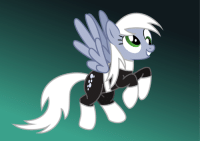 She's gonna catch them all because shes Derpy Phantom.: 9m She's gonna catch them all because shes Derpy Phantom.