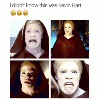 Look an angry white midget: I didn't know this was Kevin Hart Look an angry white midget
