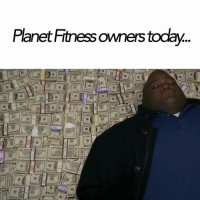 Gym, Planet Fitness, and Planets: Planet Fitness owners today. Accurate. @doyoueven