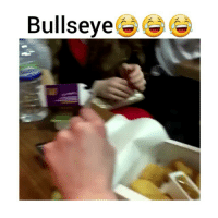 Funny, Bible, and Putting: Bullseye Lmaoo put it in her mouth like😨-By: the LAD bible hoodclips