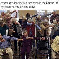 That lady in the dark sweater is straight up lost tho 😑 (tumblr: uglyjus): @moistbuddha  everybody dabbing but that dude in the bottom left my mans having a heart attack That lady in the dark sweater is straight up lost tho 😑 (tumblr: uglyjus)