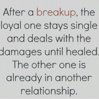 This is the cycle.!!-TAG your buddies 👍🏻-DontGetTooAttached KarmaWillPunish-LoveHasTearsToo-Check out new memes on pappu-⬇️⬇️-@_oyeteri_-@_oyeteri_-@_oyeteri_: After a breakup, the  loyal one stays single  and deals with the  damages until healed  The other one is  already in another  relationship This is the cycle.!!-TAG your buddies 👍🏻-DontGetTooAttached KarmaWillPunish-LoveHasTearsToo-Check out new memes on pappu-⬇️⬇️-@_oyeteri_-@_oyeteri_-@_oyeteri_