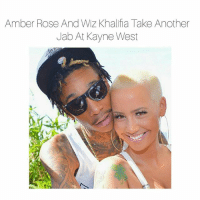 "Kanye may have opened a can of worms when he decided to launch a Twitter attack against WizKhalifa and involve AmberRose and their son, Sebastian. Though Yeezy deleted his tweets and owned up to not knowing Wiz's ""KK"" tweet was referring to weed and not Kim, Wiz and Amber still had one last thing to get off their chest. -Amber Rose appeared on the ""Allegedly"" podcast on Wednesday, where they discussed Kanye's tirade. ""I would never talk about kids in an argument,"" stated Amber. ""It just shows the type of person he is. Even with him saying stuff about my son, I still didn't say anything about his kids. I'm not going to, that's ridiculous. They're innocent babies."" When asked if she was surprised Kanye would go there, Amber says, ""No, because I know him. I know he's a f-ckin' clown. He's a cornball."" She then discusses Kanye's tweets about her being a stripper that trapped Wiz. ""But you took me around the world, we dated for two years. He still talks about me in songs. He still talks about me all day."" While Amber was being asked about Kanye, her ex-husband Wiz had his own things to say. While in Argentina, midway through his performance, Wiz abruptly yells out ""Man, F*ck Kanye!"" A family that shades together... Will Kanye respond or let it go?stay tuned for updates :) kanyewest amberrose WizKhalifa: Amber Rose And Wiz Khalifia Take Another  Jab At Kayne West  Kanye may have opened a can of worms when he decided to launch a Twitter attack against WizKhalifa and involve AmberRose and their son, Sebastian. Though Yeezy deleted his tweets and owned up to not knowing Wiz's ""KK"" tweet was referring to weed and not Kim, Wiz and Amber still had one last thing to get off their chest. -Amber Rose appeared on the ""Allegedly"" podcast on Wednesday, where they discussed Kanye's tirade. ""I would never talk about kids in an argument,"" stated Amber. ""It just shows the type of person he is. Even with him saying stuff about my son, I still didn't say anything about his kids. I'm not going to, that's ridiculous. They're innocent babies."" When asked if she was surprised Kanye would go there, Amber says, ""No, because I know him. I know he's a f-ckin' clown. He's a cornball."" She then discusses Kanye's tweets about her being a stripper that trapped Wiz. ""But you took me around the world, we dated for two years. He still talks about me in songs. He still talks about me all day."" While Amber was being asked about Kanye, her ex-husband Wiz had his own things to say. While in Argentina, midway through his performance, Wiz abruptly yells out ""Man, F*ck Kanye!"" A family that shades together... Will Kanye respond or let it go?stay tuned for updates :) kanyewest amberrose WizKhalifa"
