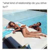"Forget the man - I'll just take the wings please (@boywithnojob): ""what kind of relationship do you strive  for?"" Forget the man - I'll just take the wings please (@boywithnojob)"