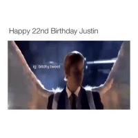 Happy 22nd Birthday Justin  ig: bitchy tweet iconic moment JustinBieber-cred to @shadymusicfactss for the vid 😁