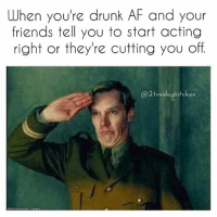 Thank you sir may I have another? -twotrashyoriginal 2trashybitches: When you're drunk AF and your  friends tell you to start acting  right or they're cutting you off  otras Thank you sir may I have another? -twotrashyoriginal 2trashybitches