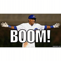 ADDISON RUSSELL, LADIES AND GENTLEMEN. CUBS WIN! Cubs: BOOM!  mematic net ADDISON RUSSELL, LADIES AND GENTLEMEN. CUBS WIN! Cubs