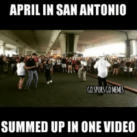 Spurs + Fiesta = Puro San Antonio -GoSpursGo Spurs SpursNation RaceForSeis NBAPlayoffs RatasAssemble: APRIL IN SAN ANTONIO  GO SPURS GOMEMES  SUMMED UPIN ONE VIDEO Spurs + Fiesta = Puro San Antonio -GoSpursGo Spurs SpursNation RaceForSeis NBAPlayoffs RatasAssemble