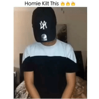 Funny, Homie, and Regret: Homie Kilt This @illestcontent posts some extremely funny stuff follow @illestcontent for the craziest and most insane videos and pictures daily! You won't regret it