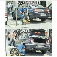 DOUBLE TAP 😂😭🙏🏾😭: FUCK THE POLICE  IHAT SPARE DOUBLE TAP 😂😭🙏🏾😭