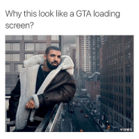 Could have fooled me: Why this look like a GTA loading  screen?  VIEWS Could have fooled me