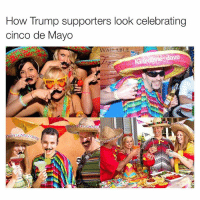 Taco Bell and Dos XX all day! (@nipseyhussle): How Trump supporters look celebrating  cinco de Mayo  ABLE Taco Bell and Dos XX all day! (@nipseyhussle)