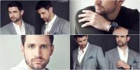 Bless this photoshoot. 😍😩  Nathan Scott ily: N116 issue BELLOmag.com  SWEATER KENNETH COLE  PANTS RAG AND BONE  JACKET HUGO BOSS   TED BAKER  SUIT AND BELT  SHIRT BURBERRY  SHOES  KENNETH COLE  April 2016  BELLO   SWEATER  TODD SNYDER  PANTS  TED BAKER  WATCH MICHAEL KORS  N116  BELLOmag.com   #116 issue . BELLOmag.com  54 Bless this photoshoot. 😍😩  Nathan Scott ily