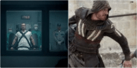 1759 New photos of Michael Fassbender in the upcoming Assassin's Creed movie: