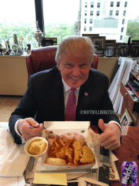 RT @realDonaldTrump The best fried chicken and biscuits are made in Trump Tower Popeyes. I love African Americans!: ONOTBILLWALTO RT @realDonaldTrump The best fried chicken and biscuits are made in Trump Tower Popeyes. I love African Americans!