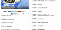 Cats, Disney, and Family: T-Mobile LTE  2:12 PM  Share  hypeline.org  E HYPELINE  a  CULTURE  Disney Channel plans to  air a 4-day, 51 movie  DCOM marathon  By Morgan Milliken  Posted on April 19, 2016  CHANNEL  orIGIndL  50,513  People talking   T-Mobile LTE  2:13 PM  T O 66%,  hypeline.org  SHARE  E HYPELINE  a  FRIDAY, MAY 27  10:00AM Kim Possible Movie: So the Drama  11:20AM Read It and Weep  12:55PM Wendy Wu: Homecoming Warrior  2:40PM Jump In!  4:15PM Lemonade Mouth  6:15PM-Zapped  8:00PM High School Musical 2  9:55PM The Cheetah Girls 2  11:45PM Zenon the Zequel  1:25AM Halloweentown ll: Kalabar's Revenge  2:55AM Twitches Too  4:25AM Alley Cats Strike   2:13 PM  T o 66%  T-Mobile LTE  hypeline.org  SHARE  E HYPELINE  a  Saturday, May 28  6:25AM You Wish!  8:05AM The Proud Family Movie  9:50AM Quints  11:25AM Horse Sense  1:10PM Cow Belles  2:50PM Twitches  4:30PM The Even Stevens Movie  6:15PM Wizards of Waverly Place The Movie  8:00PM Camp Rock 2: The Final Jam  9:50PM Princess Protection Program  11:30PM The Cheetah Girls: One World  1:05AM Zenon: Z3   2:13 PM  T o 66%  o T-Mobile LTE  hypeline.org  SHARE  E HYPELINE  a  Monday, May 30  10:00AM Stuck in the Suburbs  11:30AM Halloweentown  1:05PM enon, Girl of the 21st Century  2:55PM Smart House  4:25PM High School Musical  6:15PM Camp Rock  8:00PM Descendants  10:05PM Teen Beach Movie  11:55PM Cadet Kelly  1:50AM The Cheetah Girls  3:35AM Johnny Tsunami  Unfortunately, they included some of the newer  and less original ones in the marathon  l mean  we y'all it's lit!