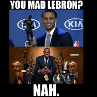 Lebron be like...😂 nbamemes: YOU MAD LEBRON NAH Lebron be like...😂 nbamemes