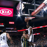 Basketball, Nba, and San Antonio Spurs: The @spurs improve to franchise-best 14-0 at home!