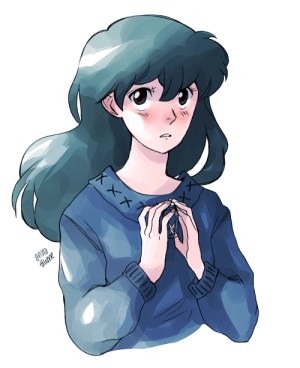 mondfuchs:  Really lame Kagome portrait to get used to my tablet again ´u` : aпne  dиme mondfuchs:  Really lame Kagome portrait to get used to my tablet again ´u`