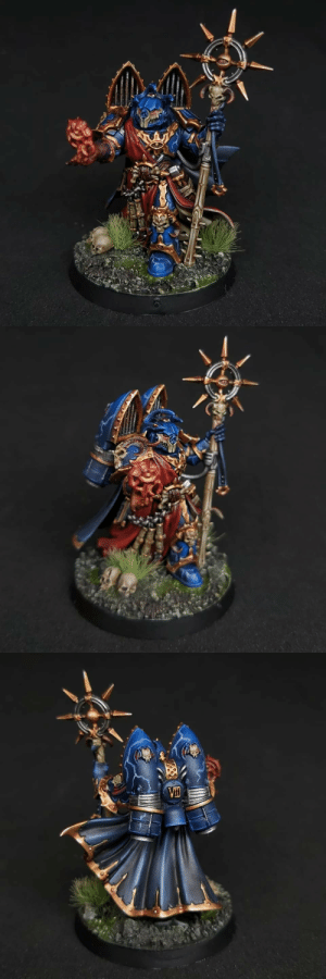 a-40k-author:Night Lords Sorcerer by Felix.: a-40k-author:Night Lords Sorcerer by Felix.