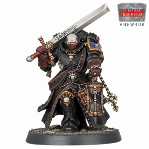a-40k-author: The Judiciar.   A Judiciar is not only a supernal swordsman, able to cut down foes with but a single blow of his brutal-looking executioner relic blade, but he has an all-new item of esoteric wargear – the tempormortis. You don't need to be an expert in High Gothic to know that this means it's something he can use to manipulate time and ensure the death of his quarry.      I'm gonna transform him into a Doom Marauder: a-40k-author: The Judiciar.   A Judiciar is not only a supernal swordsman, able to cut down foes with but a single blow of his brutal-looking executioner relic blade, but he has an all-new item of esoteric wargear – the tempormortis. You don't need to be an expert in High Gothic to know that this means it's something he can use to manipulate time and ensure the death of his quarry.      I'm gonna transform him into a Doom Marauder