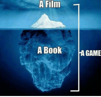 Memes, 🤖, and Free Games: A A Film  T  A Book  A GAME Agree or Disagree?😎 Leave a comment!👇🏼👇🏾🎮 ———————————————————– Free gaming glasses for a limited time, only pay the shipping 😎🔑🎮 👉🏽📱Link in our bio @vizionglasses📱👈🏻 ... Credit: @ Please DM or Email questions regarding orders ViZion ViZionGlasses ViZionGaming ViZionGamingGlasses