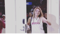 Girl wins a contest at a MiamiHeat game but that wasn't her only surprise...🏀😳😩 @BleacherReport WSHH: a  AN Girl wins a contest at a MiamiHeat game but that wasn't her only surprise...🏀😳😩 @BleacherReport WSHH