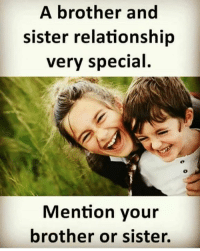 25+ Best Brother-Or-Sister Memes | Orly Memes, Sister Memes