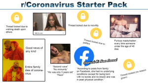 A Certain Subreddit Starter Pack (Arguably SFW): A Certain Subreddit Starter Pack (Arguably SFW)