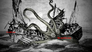 Cold, A Cold One, and One: A cold one  Me and the bois kraken a cold one