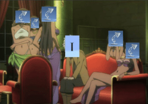Anime, Memes, and Combination: A combination of two recent memes