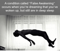 "Creepy, Love, and Makeup: A condition called ""False Awakening""  occurs when you're dreaming that you've  woken up, but still are in deep sleep I'm really sorry for the lack of posts. I'm graduating tomorrow this whole week has been a struggle Follow @the.paranormal.guide for more! . . . . . HASHTAGS BELOW . . . . . . . . . . . scary creepy gore horrormovie blood horrorfan love horrorjunkie ahs twd horror supernatural horroraddict makeup murder spooky terror creepypasta evil metal bloody follow paranormal ghost haunted me serialkiller like4like deepweb"