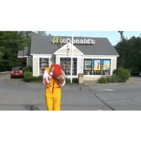 Funny, McDonalds, and Ups: A CRonalds When McDonald's worker accidentally hook up up with an extra nugget 🙌 By @everydayrobbie