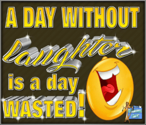 Dank, Good Morning, and Good: A DAY WITHOUT  is a day  WASTED Good morning