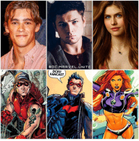 Arsenal, Memes, and Casted: a DC MARVEL UNITE  DCEU  FANCAST DCEU FANCAST : My FANCAST for a RedHoodAndTheOutLaws Movie ! TaronEgerton ( KingsMan) as RedHood ! BrentonThwaites ( PiratesofTheCaribbean5) as Arsenal ! And AlexandraDaddario as StarFire ! My second choices for JasonTodd and RoyHarper would be DylanOBrien and DaveFranco ! Hopefully one day we'll get an R-RATED OutLaws Movie as a DCFilm, I think they could really pull it off and bring in New Audiences! Also…We NEED RedHood in The DCCU ! Comment Below your Thoughts and who you would Cast for TheOutLaws ! DCExtendedUniverse 💥