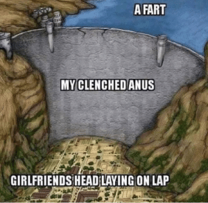 Struggle, The Struggle Is Real, and Fart: A FART  MY CLENCHED ANUS  GIRLFRIENDSHEADİLAYING ON LAP The struggle is real.