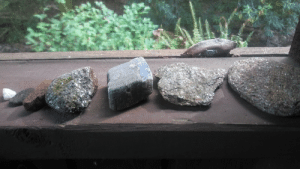 A few rocks (some with fool's gold) from North Carolina: A few rocks (some with fool's gold) from North Carolina